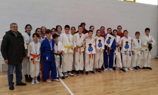 "Récord de judokas ourensanos en el ""Xoga Judo 2018"""