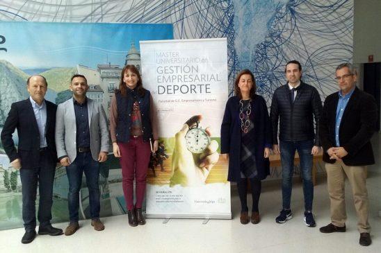Inaugurado o curso 'Organización e Desenvolvemento de Eventos Deportivos: Deportes no Medio Natural' da Universidade de Vigo