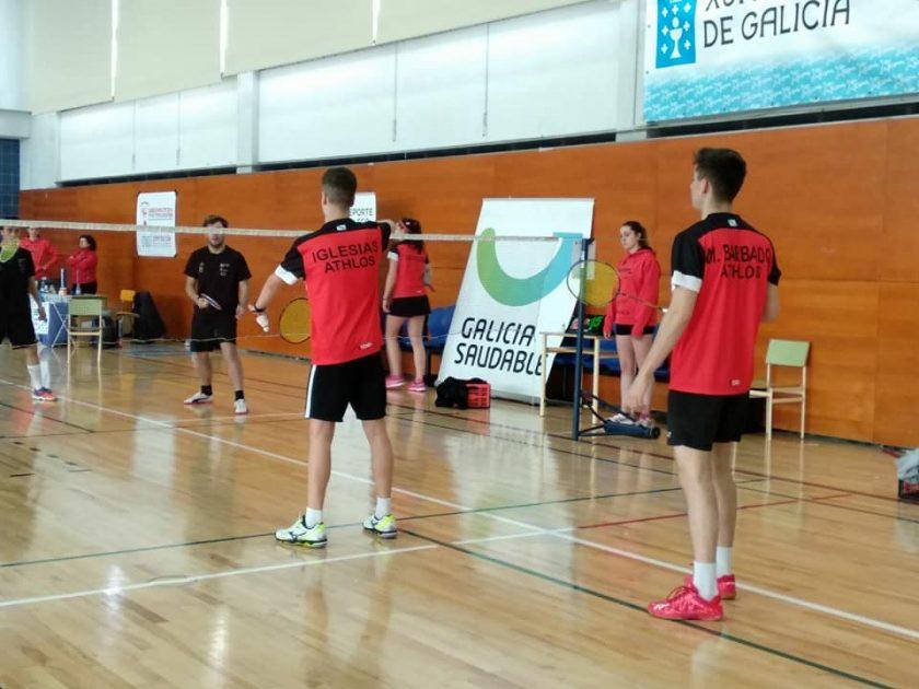 Athlos Badminton Iglesias Barbado