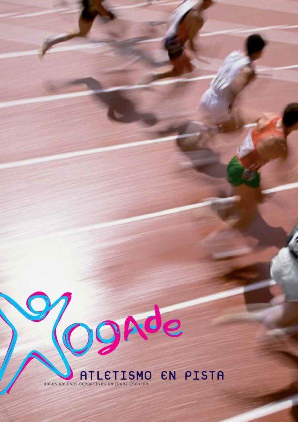 Atletismo escolar Xogade 2018