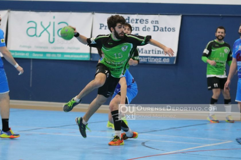 Balonmano Nova Xestion Carballal Foto David Martinez