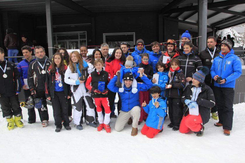 Campeonatos de Galicia de Esquí Alpino 2018 (1)
