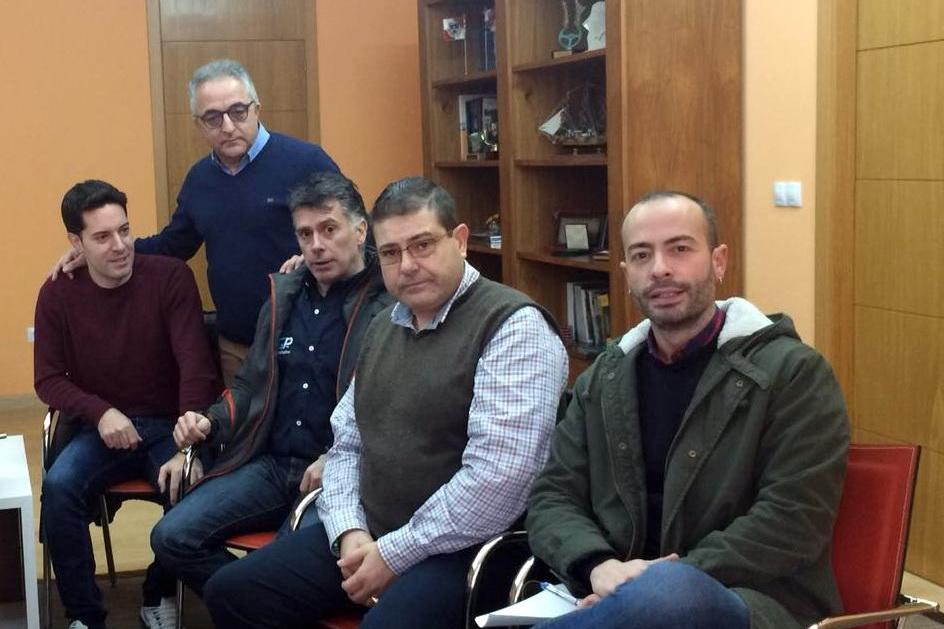 Comite Gallego Piraguismo Muiños 2018
