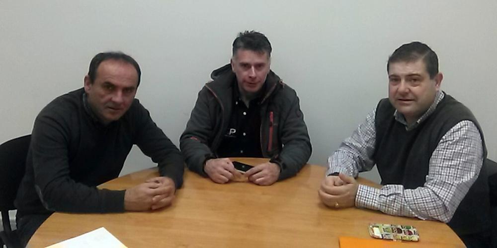 Comite Piraguismo equipos COLES
