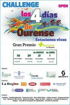 """Con la Semana Santa llegan los """"4 días de Ourense – Estaciones Vivas"""""""
