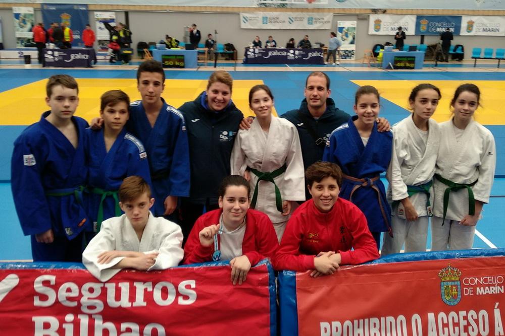 Gallego Escolar Judo infcadete