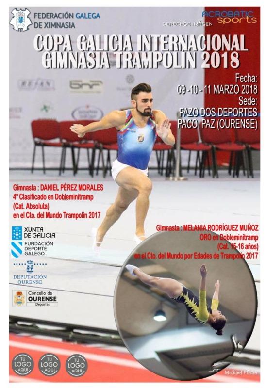 IX Copa Galicia Ximnasia Trampolin 2018