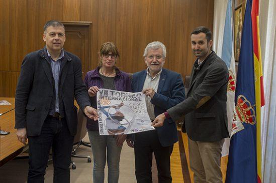 """O VII Torneo Internacional """"Ourense a provincia termal"""" de Ximnasia Rítmica citará a preto de 1000 ximnastas"""