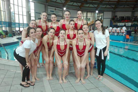 Décimo puesto para Sincro Ourense tras un buen Nacional Junior