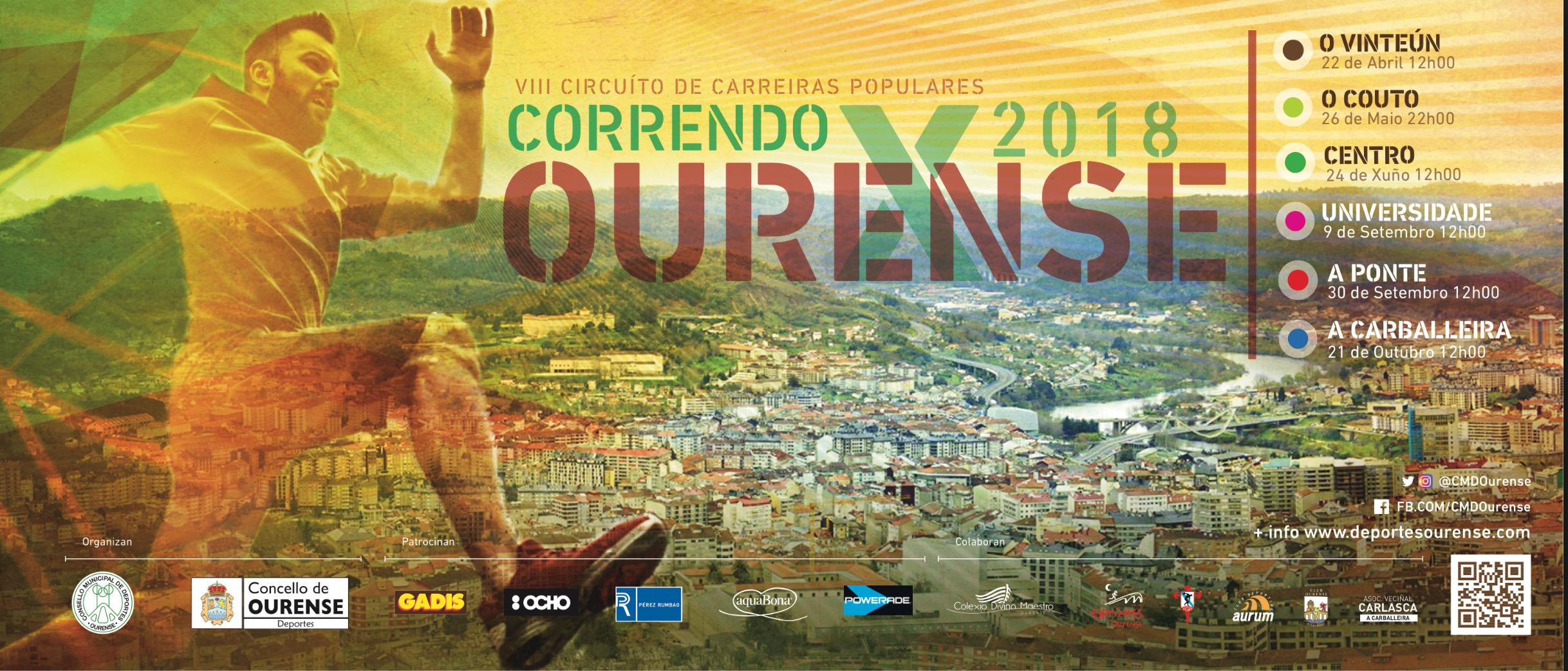 VIII Correndo por Ourense 2018
