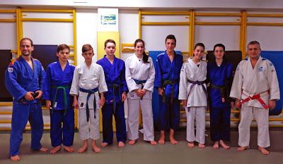 Marbel acude con 10 judokas a la fase sur del Campeonato Escolar