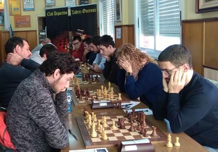 Xadrez Ourense Division de honra