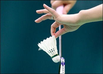 Badminton: Campeonato Gallego Sub17 @ Polideportivo O Pompeo