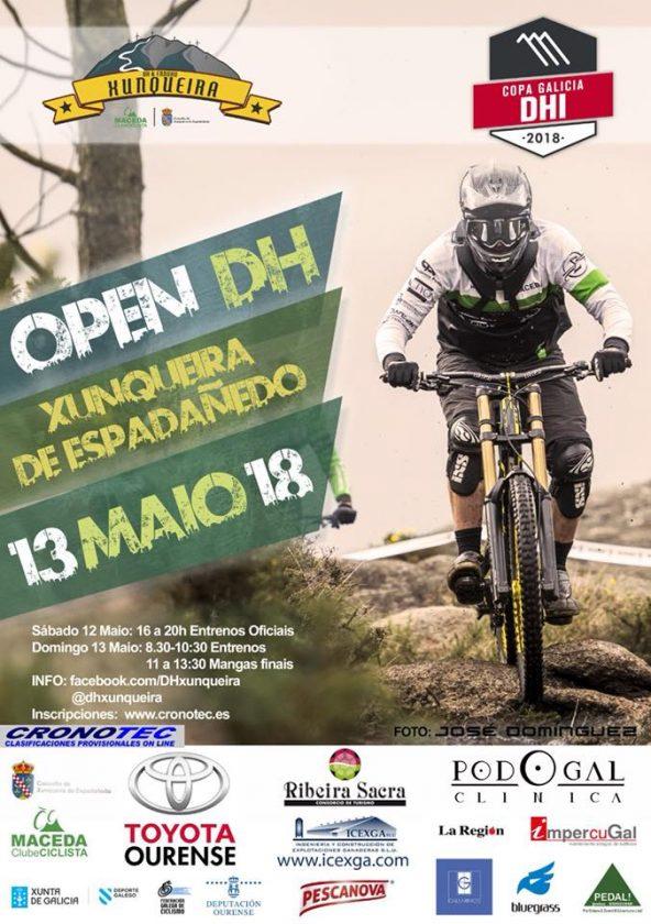 Open DH Xunqueira de Espadañedo @ Xunqueira de Espadañedo