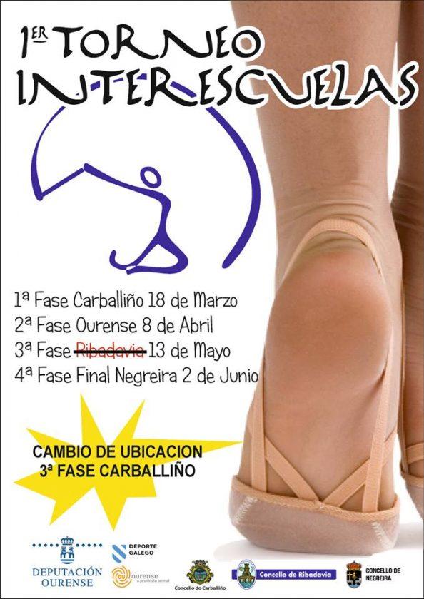 Rítmica: 3ª Fase 1º Torneo Interescuelas @ Galicia | España