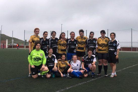 Cuarto posto final para Auriense FG na liga feminina de fútbol gaélico