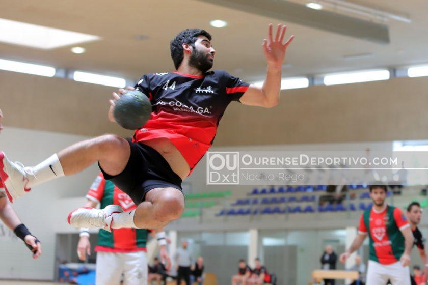 Campus Ourense - BM Pontedeume (2ª Aut. masculina) @ Polideportivo de Oira