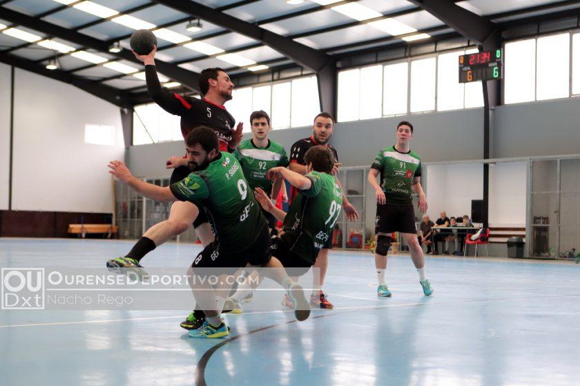 Campus Ourense Balonmano 00 Foto Nacho Rego