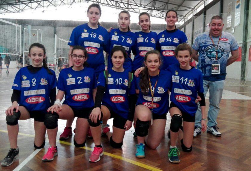 Club Voleibol Ourense SUB 15
