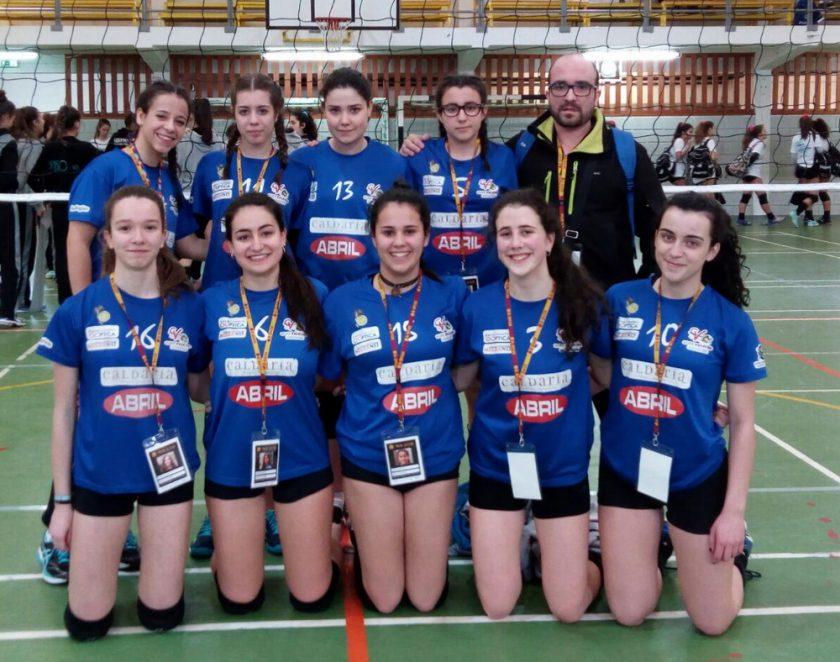 Club Voleibol Ourense SUB 17