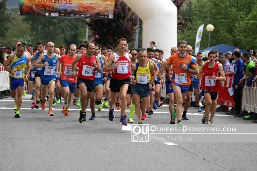 Correndo por Ourense 2018 Foto David Martínez