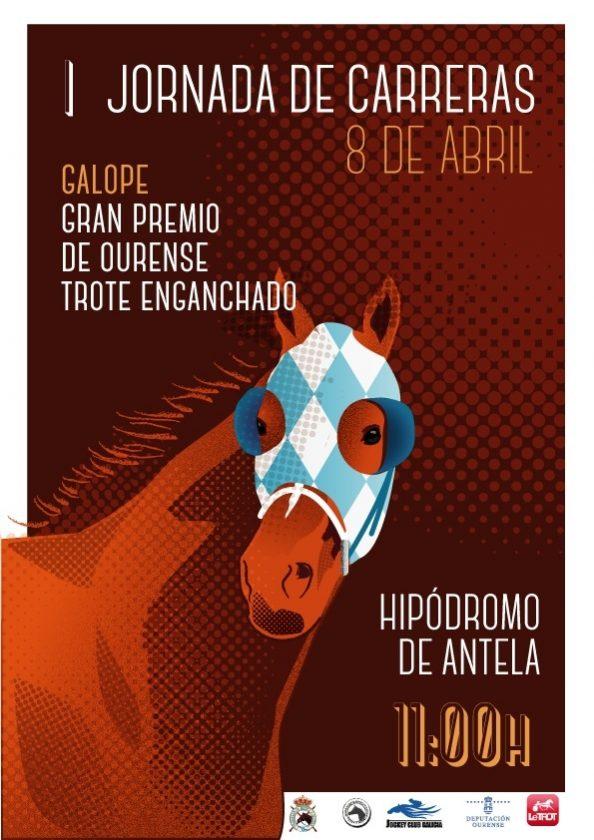 I Jornada Galope 2018 - Carreras de Caballo - Hipodromo de Antela