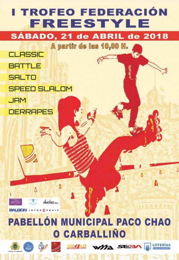 I Trofeo Federación Freestyle