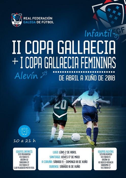 Copa Gallaecia Alevín Femenina - 1ª Edición
