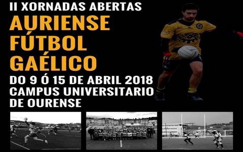 Auriense Futbol Gaelico