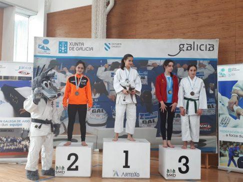 Dos bronces del Marbel en la fase Final del Campeonato Escolar de Judo