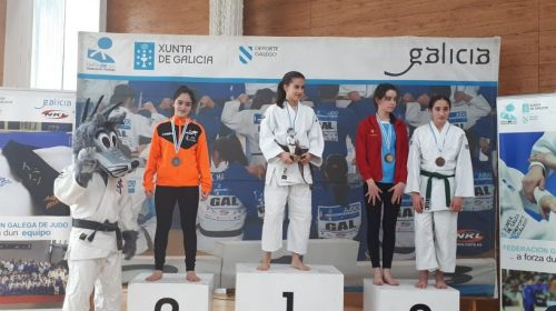 Judo Marbel Lucía Rodríguez