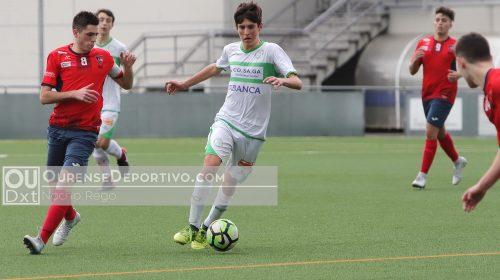 Pabellon CF Juvenil Foto Nacho Rego
