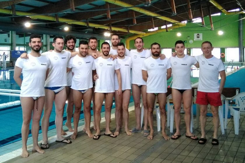 Waterpolo Pabellon 2018