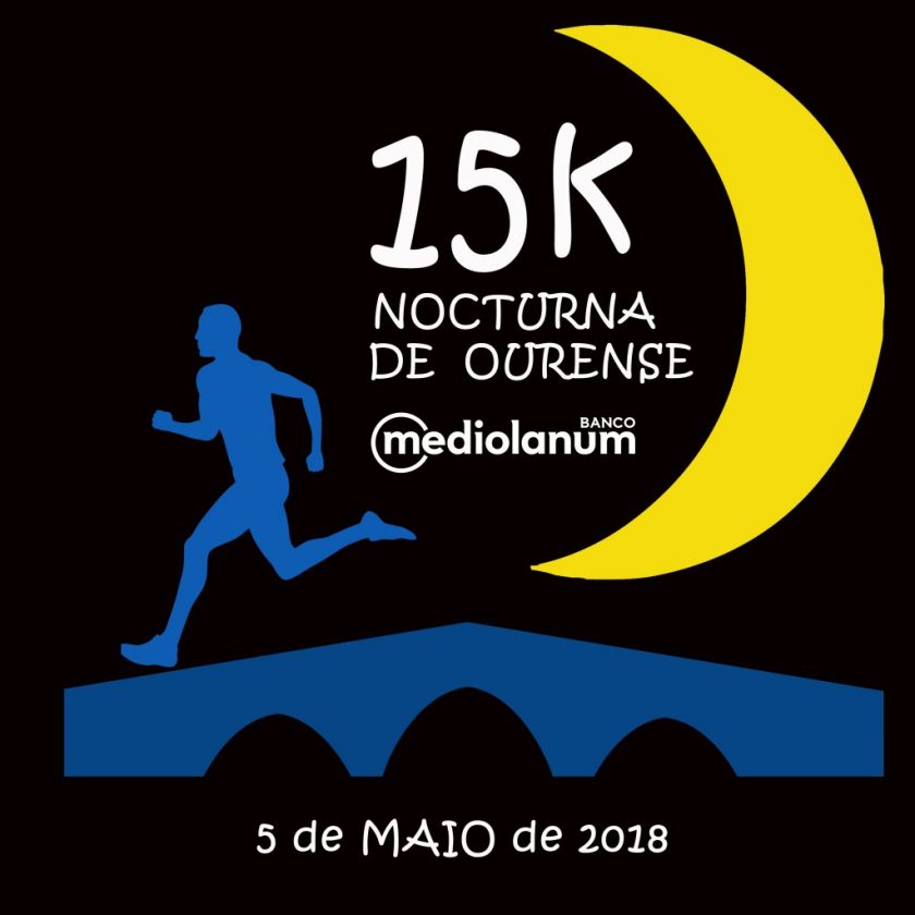15 km nocturna Ourense