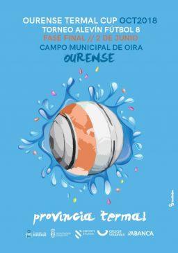IV Ourense Termal Cup @ Oira - Campo de Fútbol