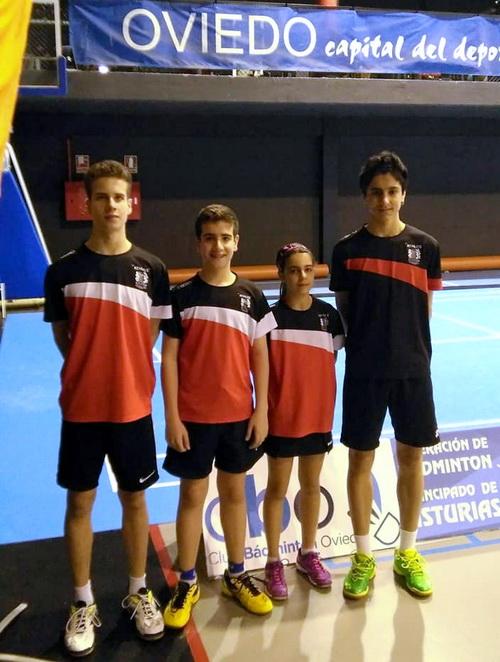 Athlos Badminton Master Oviedo