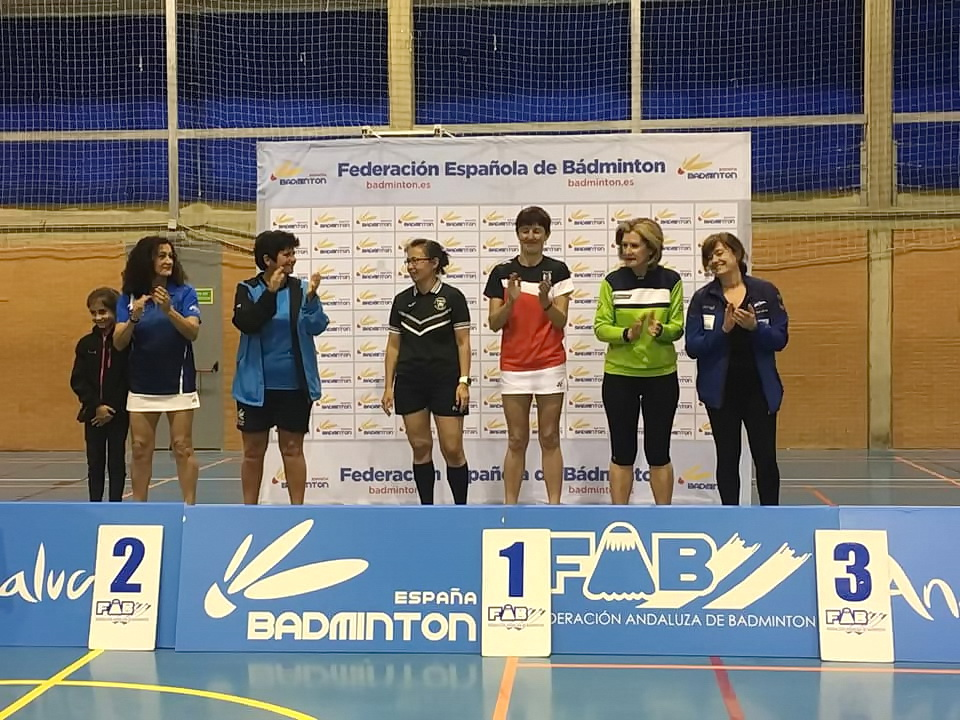 Athlos Mercedes Fernandez España Master 2018
