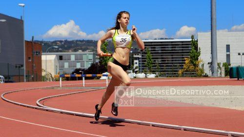 Atletismo Gallego Relevos Lugo Foto Nacho Rego