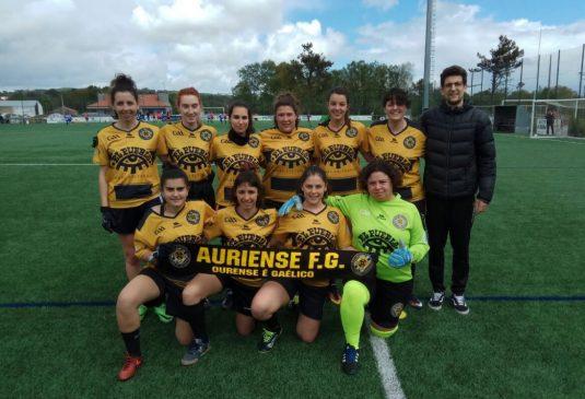 O Auriense FG debuta no Torneo Ibérico de fútbol gaélico
