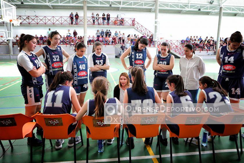 Bosco Salesianos Cadete equipo Foto Nacho Rego