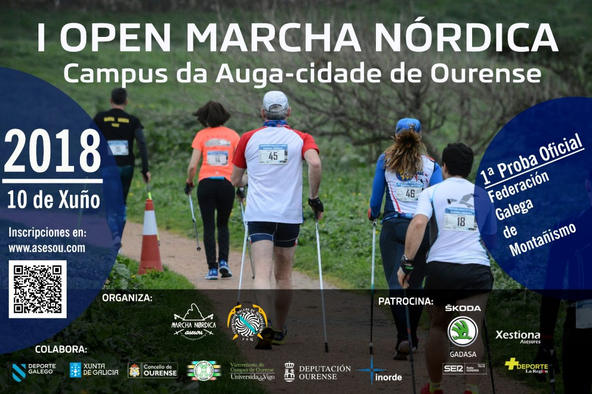 OPEN MARCHA NÓRDICA