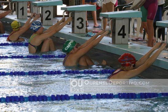 Autonómico de aguas abiertas y Trofeo Marisma puntos de competición para Natación Pabellón