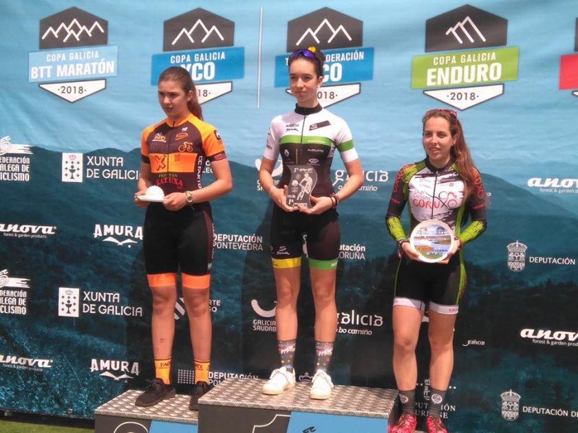 Club Ciclista Maceda XCO Ferrol 2018 (1)
