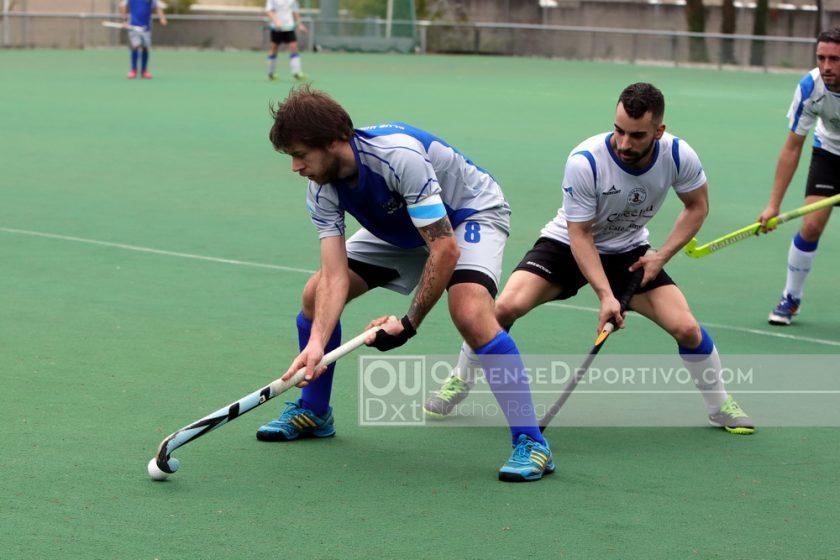 Hockey Albor Foto Nacho Rego