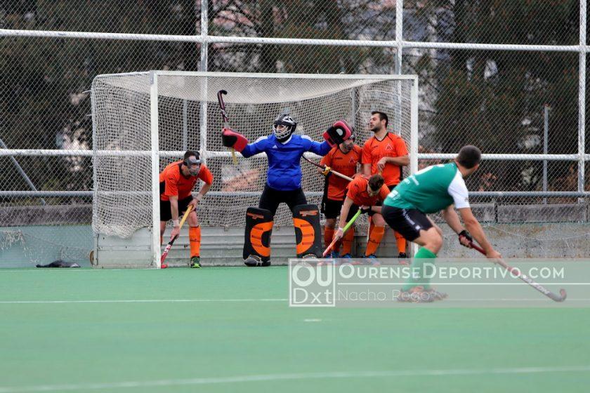 Hockey Barrocas San Vicente Foto Nacho Rego