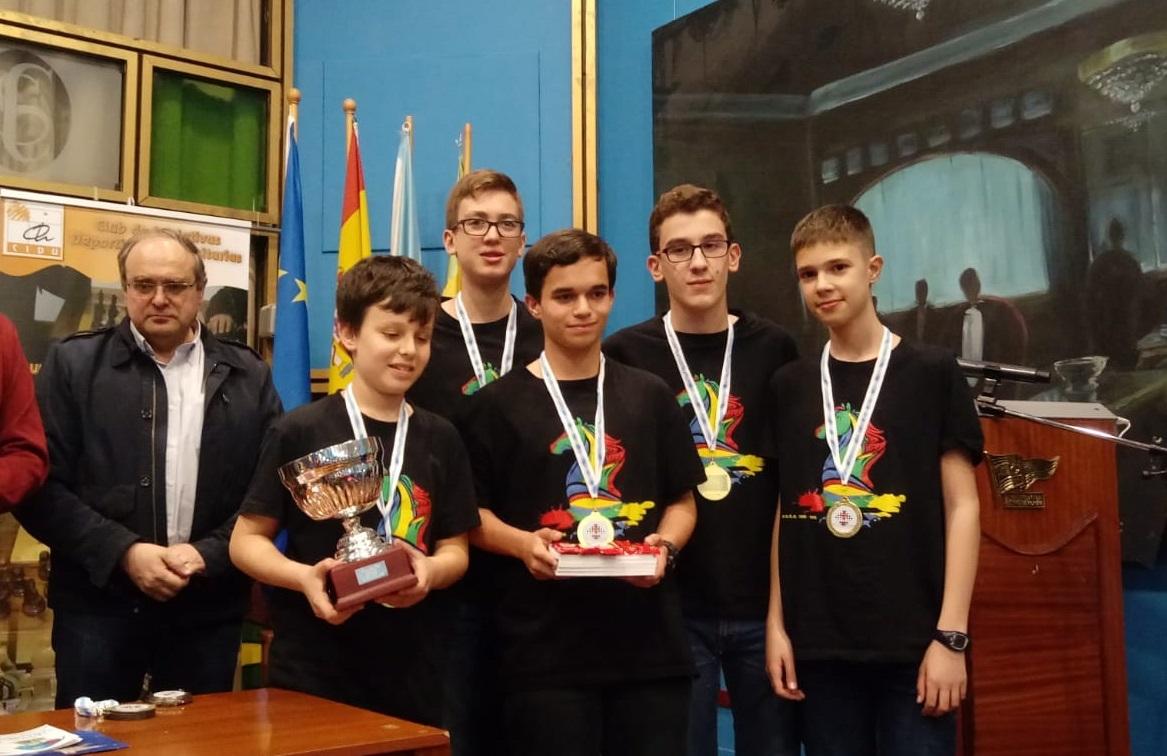 Xadrez Ourense Campeones.De.Copa.Galicia 2018