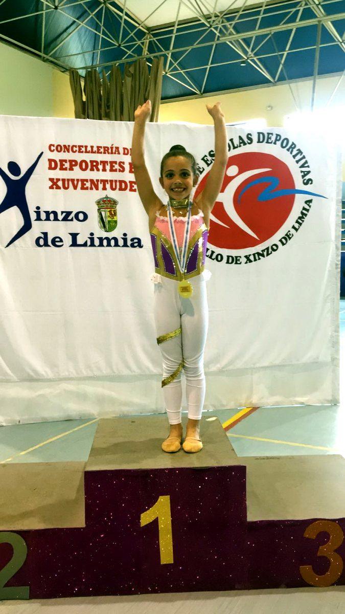 Lara Barandela- Iniciación 2