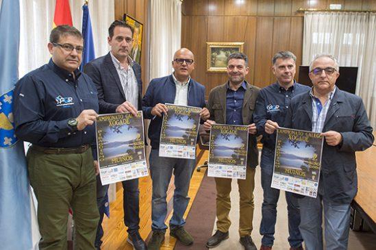 O Campionato galego de piragüismo escolar congregará en Muíños a mais de 500 participantes