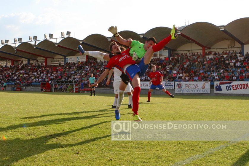 Fútbol: U.D. Ourense - Alondras C.F.