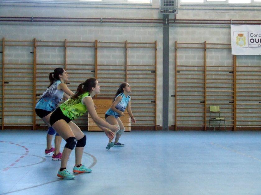 Voleibol San Martiño Dompavoley